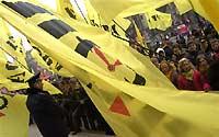 На Украине третий день считают бюллетени