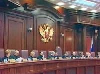 Депутаты и сенаторы поссорились из-за Конституционного суда