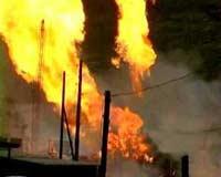 В Нигерии при взрыве топливопровода сгорели заживо свыше 500
