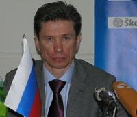 Вячеслав Быков: Мы создали настоящую команду