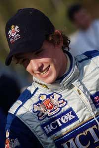 Иван Самарин - самый молодой двукратный чемпион России по