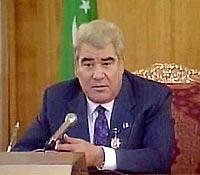 В Туркмении решают, кем заменить Ниязова
