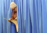 На Украине заканчивают подсчёт голосов