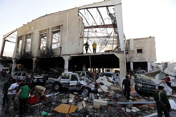 Саудовских пилотов, бомбивших Йемен, подготовила Британия