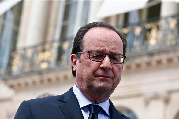 Французские СМИ пишут о том, как Путин довел Олланда до
