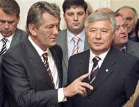 Президент Украины заступится за своих министров