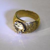 Тот самый перстень, что собирались подарить Ф.М.Достоевскому