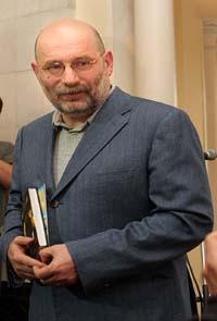 Григорий Чхартишвили (псевлоним Борис Акунин) представляет свою