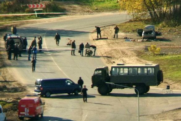 В Нижнем Новгороде прошла антитеррористическая операция, два сотрудника СОБРа ранены