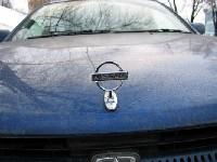 Новая система безопасности от Nissan