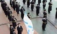 В Северодвинске поднят флаг на новом «магнитном» корабле