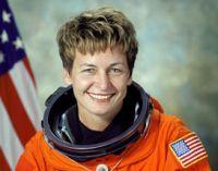 Первая женщина-командир МКС отмечает день рождения на орбите
