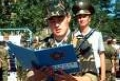 Калининградские курсанты-пограничники приняли присягу