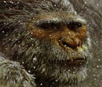 Снежный человек лишился среды обитания