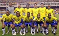 Тренер бразильцев объяснил бледную игру Роналдо