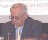 Профессор Александр Павлович Горкин