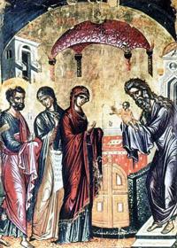 Что празднуют православные в Сретение Господне?
