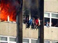 В Приморье чтят память погибших на пожаре в здании «ДВ