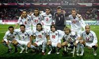 Чешские футболисты будут играть за народ