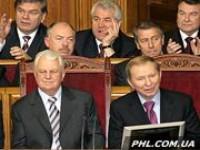 Украинцы будут играть на глазах Кравчука и Кучмы