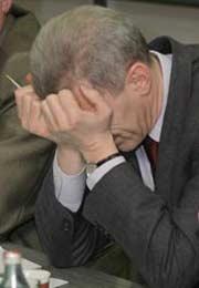 Фурсенко посетовал на скупость бизнесменов в отношении