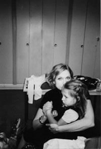 Мама и дочка Захаровы