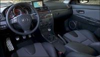Mazda Speed 3: маленький, но быстрый