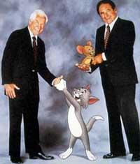 Не стало 95-летнего творца неугомонных Тома и Джерри