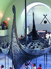 В Норвегии обнаружены корабли викингов
