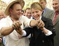 Тимошенко призвала покончить с Радой 29 мая