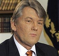 Ющенко разрешил Раде