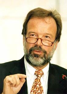 Норберт Вальтер, главный экономист Deutsche Bank