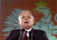 Лех Качиньский пригрозил не пустить Россию в ВТО