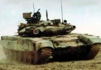 Танки T-90 пошли в наступление