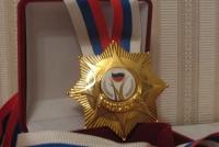 Сергей Бармин стал первым в Поморье кавалером Ордена