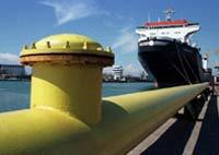 Азербайджан возобновил добычу газа на Каспии