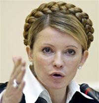 Тимошенко не хочет вступать в коалицию с Януковичем
