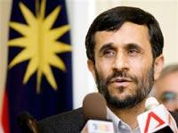 Ахмадинеджад призвал и дальше работать над ураном