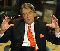 Ющенко: Вы будете смеяться, но я опять назначил досрочные