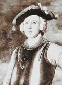 Прижизненный портрет Карла Фридриха Иеронима фон Мюнхгаузена