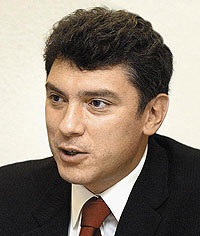 Борис Немцов: