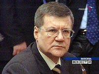 Новым Генпрокурором РФ будет министр юстиции Юрий Чайка