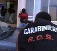 В Италии схвачены свыше ста человек из мафиозного клана