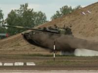 Корреспондент «Правды.Ру» увидел, как летают танки