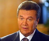 Янукович обвинил Ющенко в разжигании гражданского конфликта