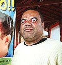В Бразилии живёт рекордсмен по выкатыванию глаз (ФОТО)