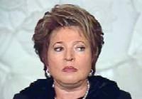 Матвиенко рассказала о губернаторских планах