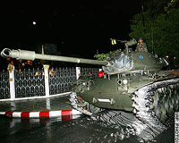 Военный переворот в Таиланде совершили под музыку
