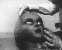 Аутопсия инопланетянина