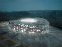 Китай: «Олимпийское гнездо» в основном «свито»